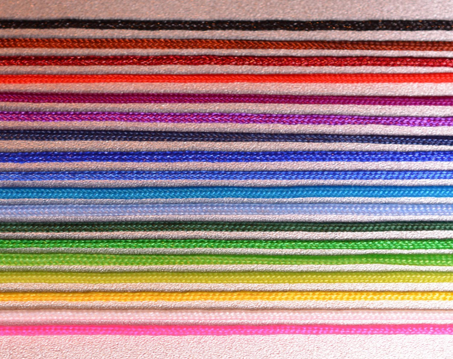 colors rope